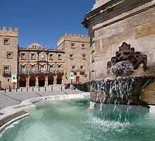 Palace of Revillagigedo, Gijon by PhotoBilbo