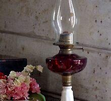 Oil Lamp 1843 by lezvee
