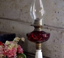 Oil Lamp 1843 by lezvee
