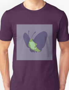 POKÉMON minimals #010-012 CATERPIE/METAPOD/BUTTERFREE Unisex T-Shirt