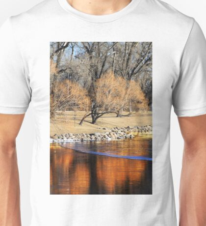 Willow Reflection Unisex T-Shirt