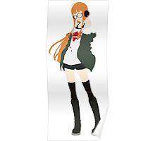 Persona 5 - Futaba Sakura Poster