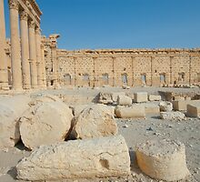 Ruins of Palmira by PhotoBilbo