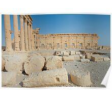 Ruins of Palmira Poster