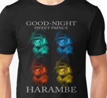 Good Night, Sweet Prince Haeambe Unisex T-Shirt