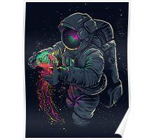 Space Fun Poster
