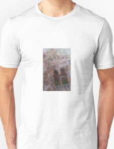 Hesitation by 'Donna Williams' Unisex T-Shirt