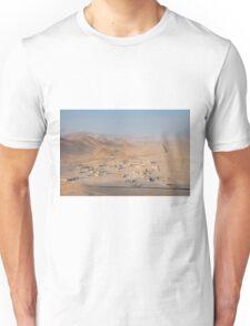 Get dark in Palmira Unisex T-Shirt