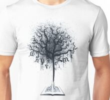 Book of Life Tree Unisex T-Shirt