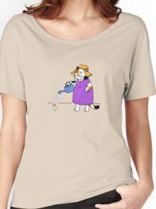 Old Garden Cat Women's Relaxed Fit T-Shirt