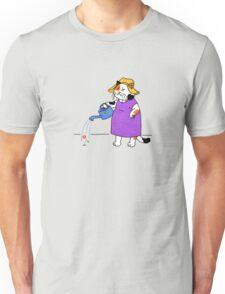 Old Garden Cat Unisex T-Shirt