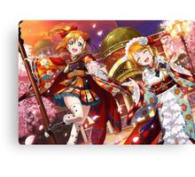 Taisho Romance Honoka Kosaka (Idolized) Canvas Print