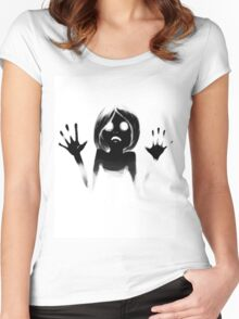 Help Women's Fitted Scoop T-Shirt