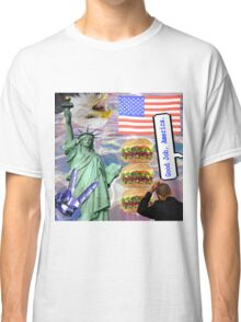 4th of July Classic T-Shirt