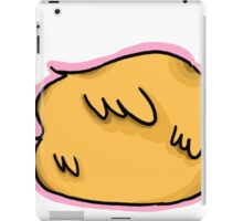 Pink Tribble iPad Case/Skin