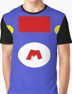 """""""It's-a me, Mario!"""" Graphic T-Shirt"""