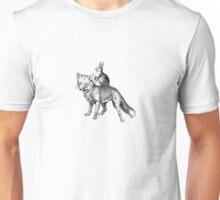 The Rabbit Tames The Fox Unisex T-Shirt