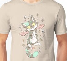Monster Cat Unisex T-Shirt