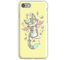 Monster Cat iPhone Case/Skin