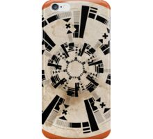 Abstract Location iPhone Case/Skin