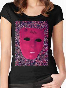 DEVIL LAD Women's Fitted Scoop T-Shirt