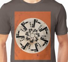 Abstract Location Unisex T-Shirt