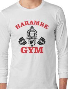 Harambe Gym Long Sleeve T-Shirt