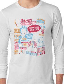 Rick and Morty II Long Sleeve T-Shirt