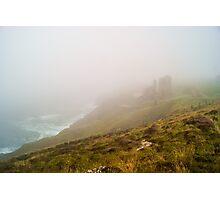 Misty Morning Mine.....!! Photographic Print