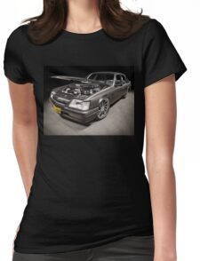 Anthony Saf's Holden VK Commodore Womens Fitted T-Shirt