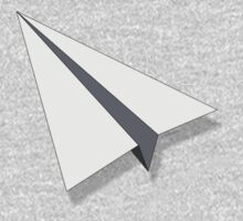 Paper Airplane 4 One Piece - Short Sleeve