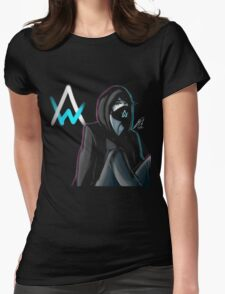 AW Vector Womens Fitted T-Shirt
