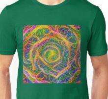 Spider web #DeepDream Unisex T-Shirt