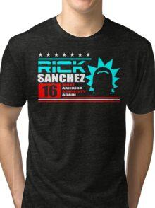 Rick Sanchez !! Tri-blend T-Shirt