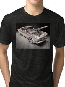 Michael Sande's Ford Mustang Fastback Tri-blend T-Shirt