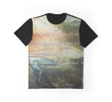 God so loved the world.. Graphic T-Shirt