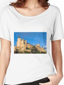 Alcazar, Segovia Women's Relaxed Fit T-Shirt