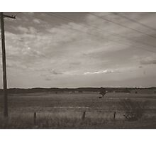 Country Scape Photographic Print