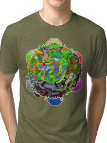 Dominion Of A Scrap Brain Tri-blend T-Shirt