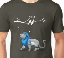 Derpkitty looks for birds Unisex T-Shirt
