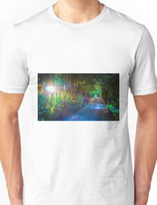 Sunset Drive, Mount Macedon Unisex T-Shirt
