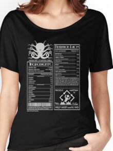 Human Ingredients Women's Relaxed Fit T-Shirt