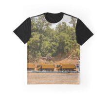 River Traffic 3 Graphic T-Shirt