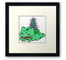 Bulbasaur Framed Print