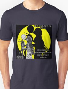 We can live Like Jack and Sally Unisex T-Shirt