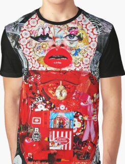 MATRIOCHKA ROUGE Graphic T-Shirt