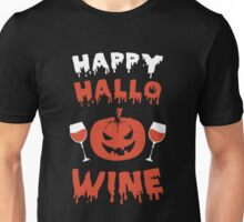 Happy Halloween - Happy hallowine Tshirt Unisex T-Shirt