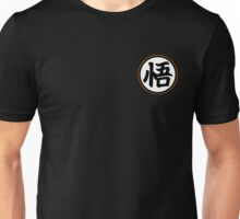 Dragon Ball Z Goku Symbol Design Unisex T-Shirt