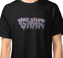 Gwar Old School Bloody Logo Classic T-Shirt