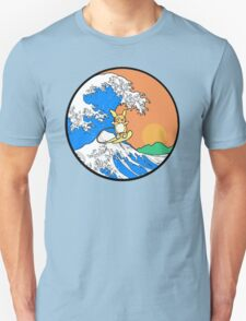 The Great Wave of Alola Unisex T-Shirt